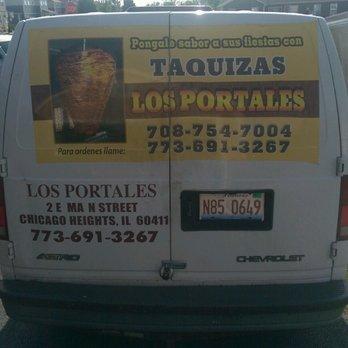 Los Portales Mexican Restaurant Chicago Heights