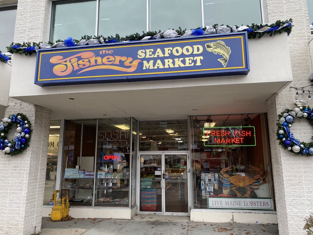 Fishery Seafood Market: 5509 Connecticut Ave NW, Washington, DC, DC