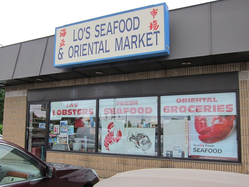 Lo's Seafood & Oriental Market Inc: 1976 Woodbury Ave, Portsmouth, NH