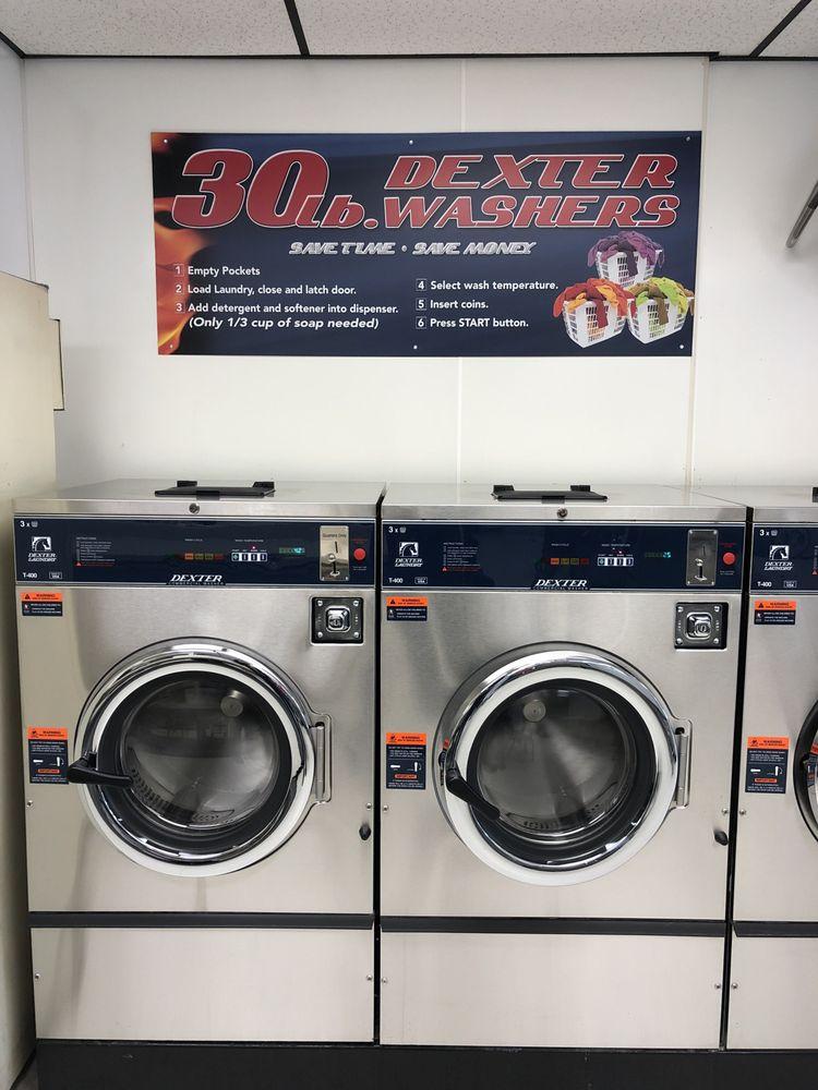 Butler Coin-Op Laundromat # 2: 128 N Monroe St, Butler, PA