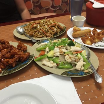 Attractive Photo Of Bamboo Garden   Rancho Cucamonga, CA, United States. Orange  Chicken,