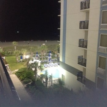 Photo Of Boardwalk Beach Resort Myrtle Sc United States Balcony View