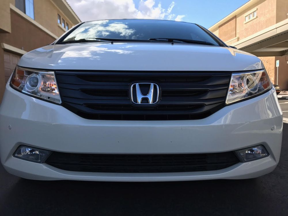 2012 honda odyssey grill liquid wrapped in halo efx yelp for Dip s luxury motors reviews