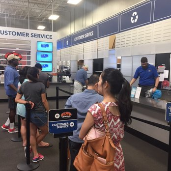 best buy and customer service Manage your best buy credit card account online, any time, using any device submit an application for a best buy credit card now.