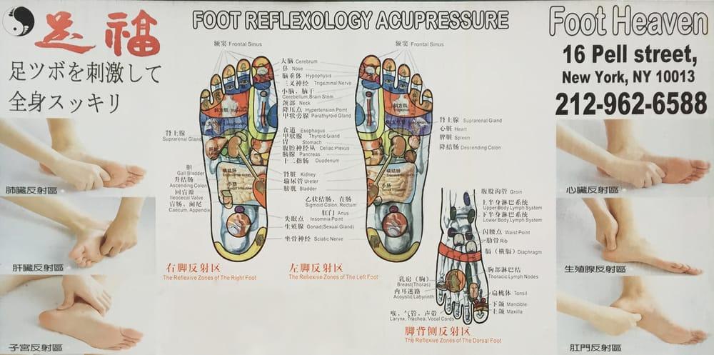 Foot Heaven Reflexology - Massage Service - Austin, Texas ...
