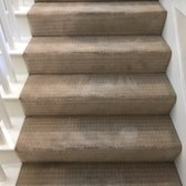 Photo Of Pacific Green Carpet Cleaning San Jose Ca United States Stairs