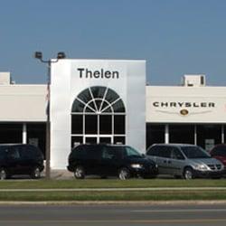 Thelen Chrysler Jeep Dodge Ram  Car Dealers  4191 N Euclid Ave