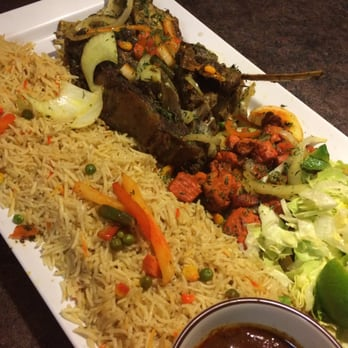 Photo Of African Paradise Restaurant Columbus Oh United States Goat And En