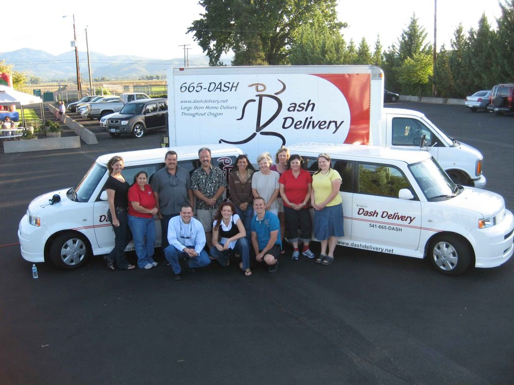 Dash Delivery: 1208 Beall Ln, Central Point, OR