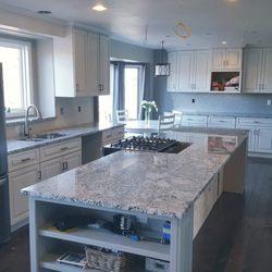 Photo Of Rock Solid Custom Granite Durango Co United States The Kitchen