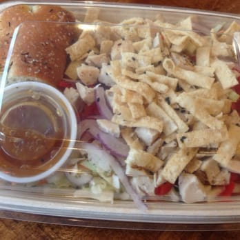 Specialty S Cafe Bakery Chinese Chicken