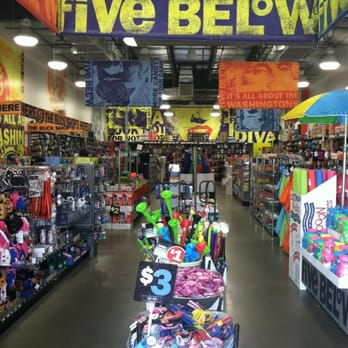 P O Of Five Below Clifton Nj United States