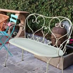 Photo Of Cotton Works Los Gatos Ca United States Fermob 1900 Bench