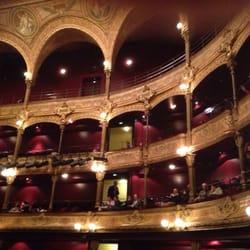 Théâtre du Châtelet - Paris, France. Blast from the past