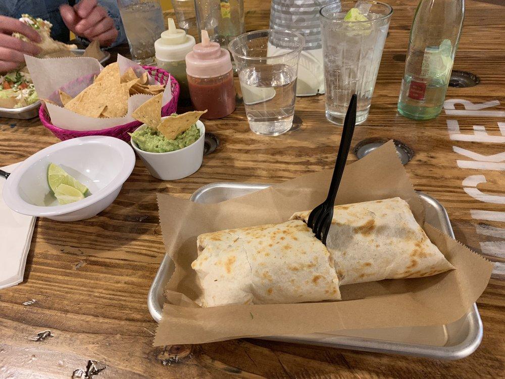 Taco & Burrito Express #3