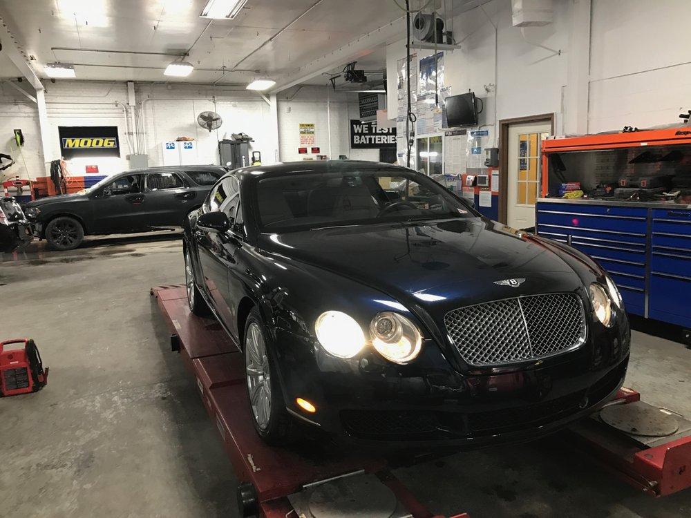LS Auto Body & Repair Shop
