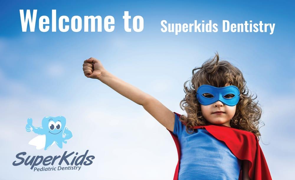 SuperKids Pediatric Dentistry: 46175 W Lake Dr, Sterling, VA