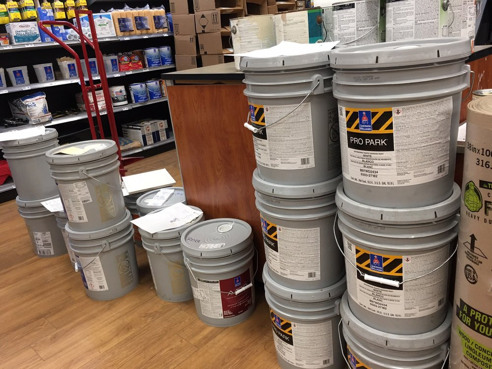 Sherwin-Williams Paint Store: 222 W 7th St, Hanford, CA