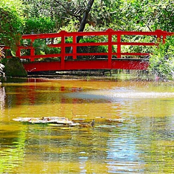 Photo Of Japanese Garden In Micke Grove Park   Lodi, CA, United States