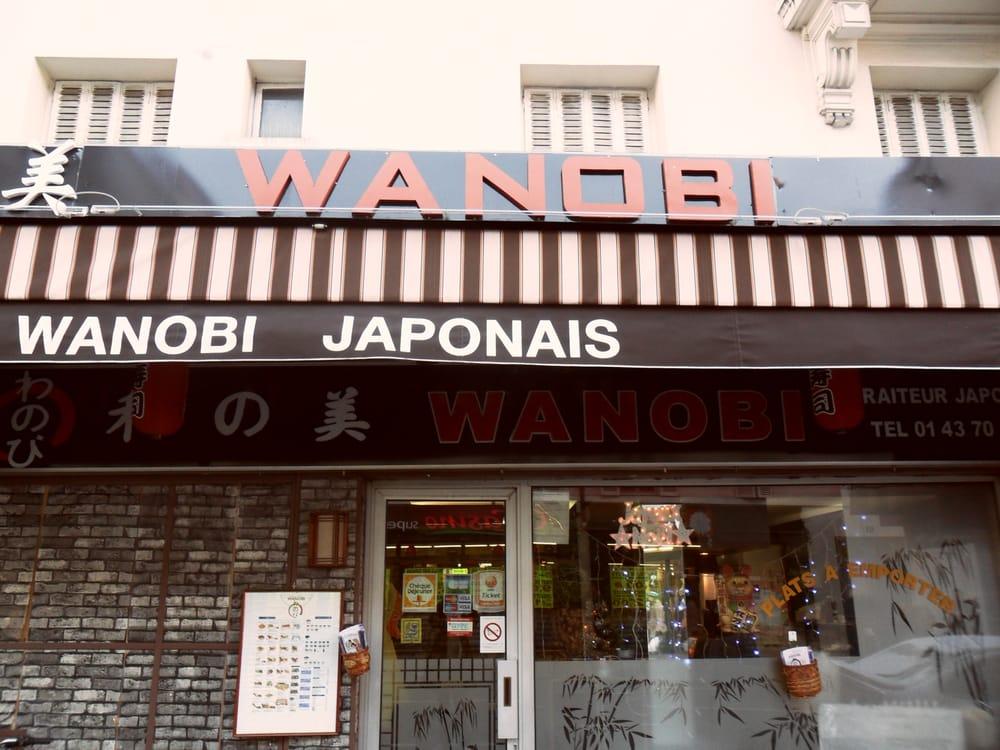 wanobi japanese 22 rue de bagnolet p re lachaise. Black Bedroom Furniture Sets. Home Design Ideas
