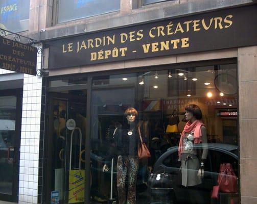 Rue Du Jeu Des Enfants Strasbourg Restaurants
