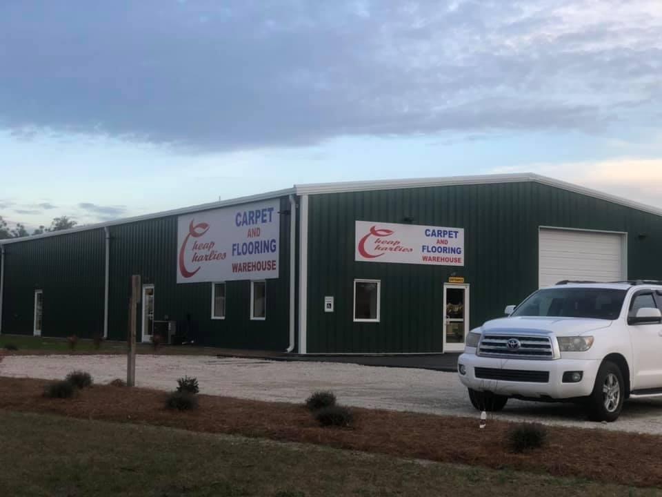 Cheap Charlies Flooring: 3033 Hwy 24, Newport, NC