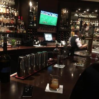 The drum room lounge 64 photos 51 reviews american new 1329 baltimore ave power - Elite cuisine kansas city ...