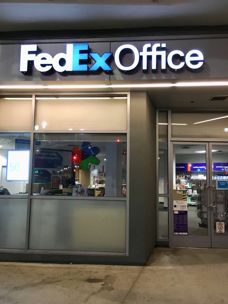 FedEx Office Print & Ship Center: 181 S Central Ave, Los Angeles, CA