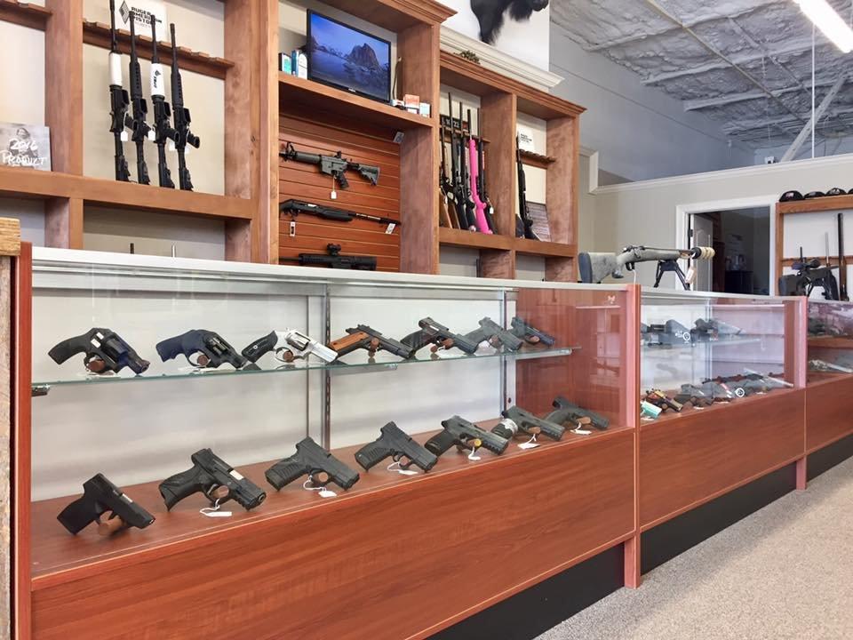 Guns-N-Ammo: 5604 Hwy 3, Benton, LA