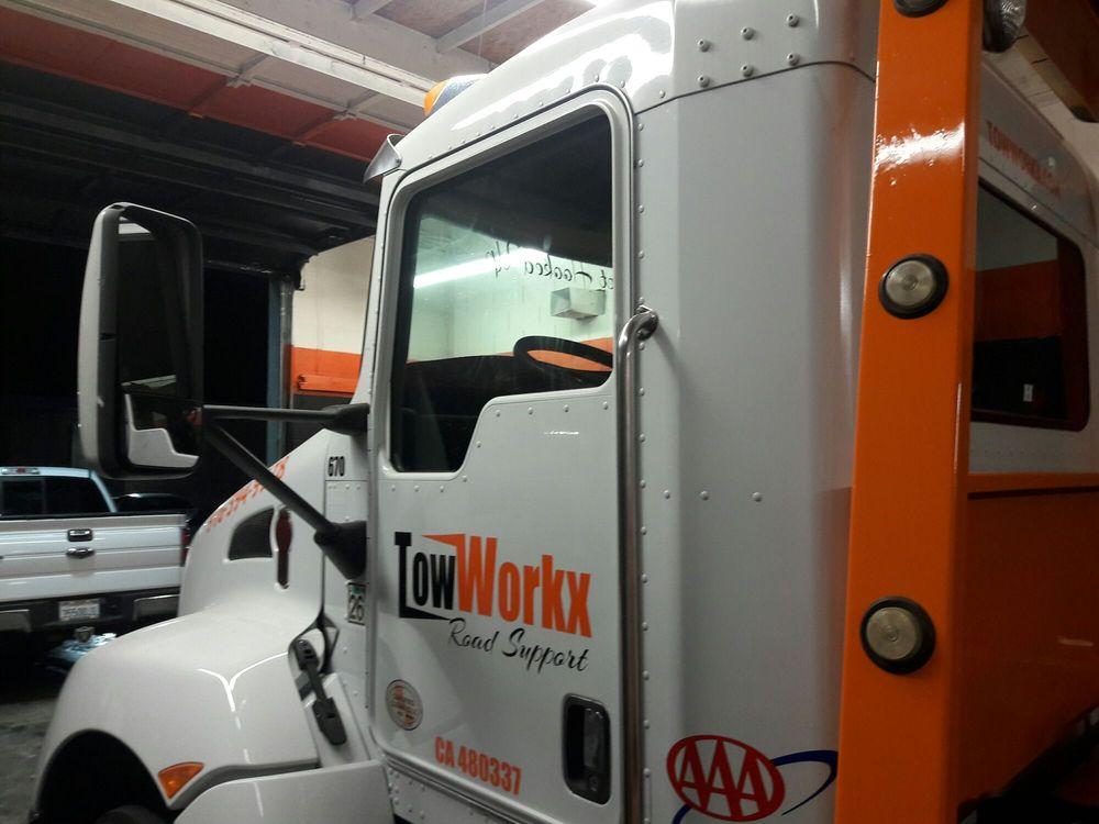 Tow Workx- Sacramento