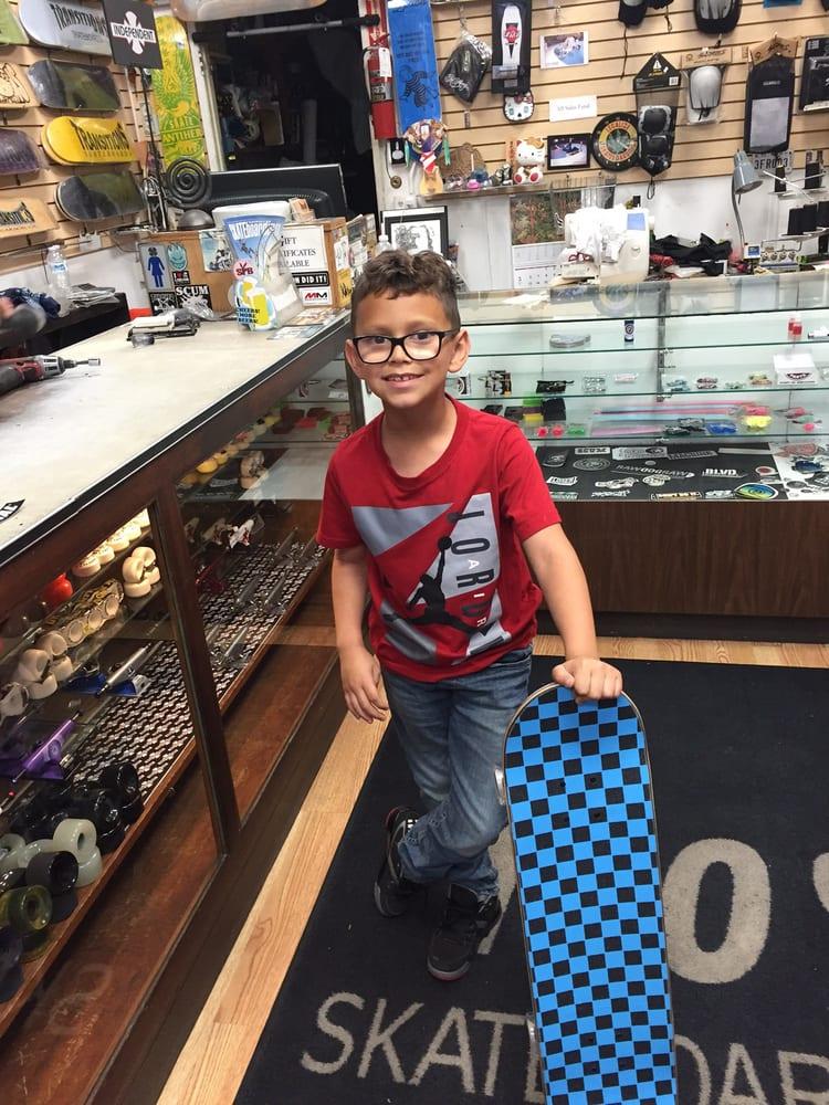 PRO Skate Shop Transitions: 422 E Sepulveda, Carson, CA