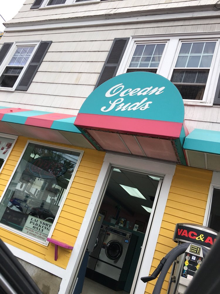 Ocean Suds 24/7  Coin - Op  Laundry: 109 W Grand Ave, Old Orchard Beach, ME