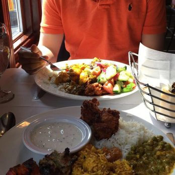 Photo Of Milan Indian Cuisine Charlottesville Va United States Lunch Buffet