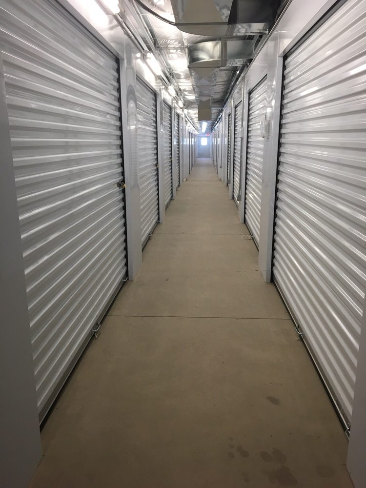Indoor storage units. Climate controlled. - Yelp
