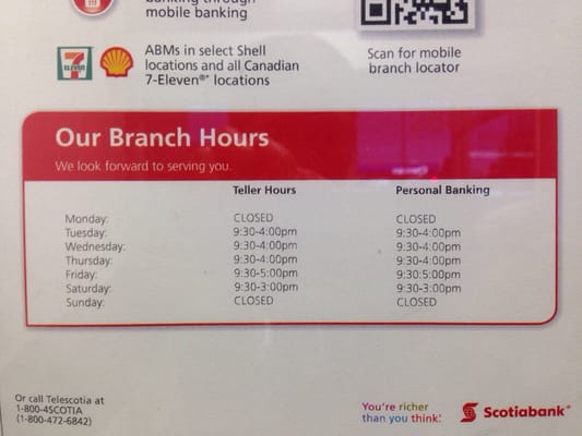 Scotiabank - Banks & Credit Unions - 2689 49th Avenue E