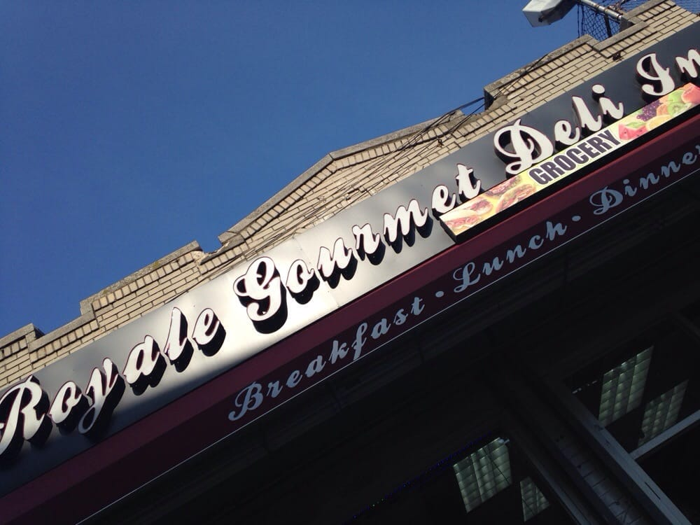 Royale Gourmet Deli & Grocery: 1285 Southern Blvd, West Bronx, NY