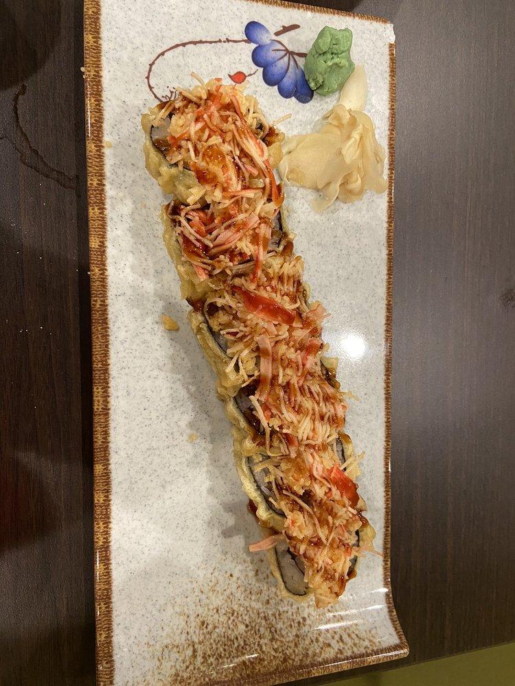 Food from Fuji Hot Pot & Sushi