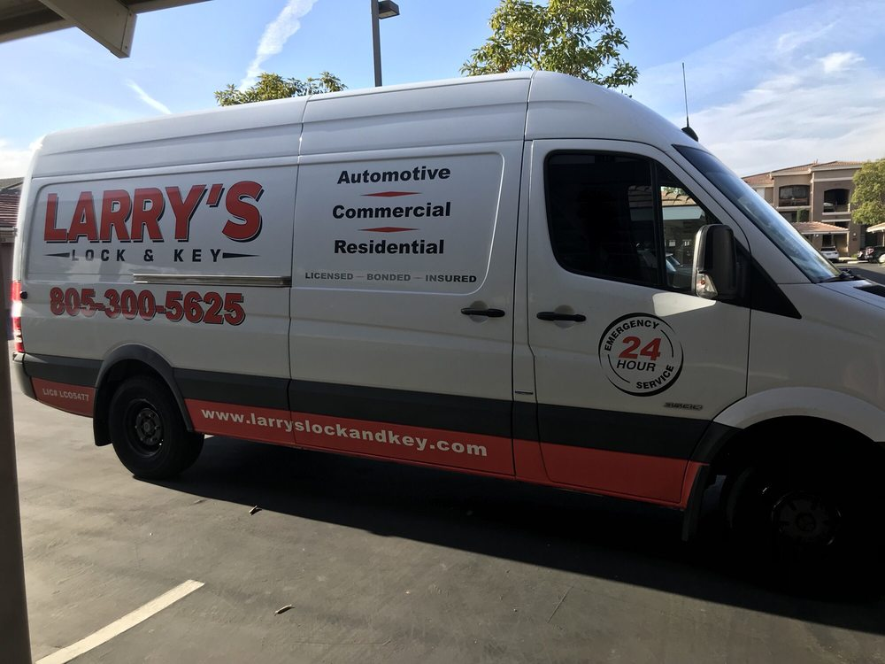 Larry's Lock & Key: 3466 Kimber Dr, Newbury Park, CA