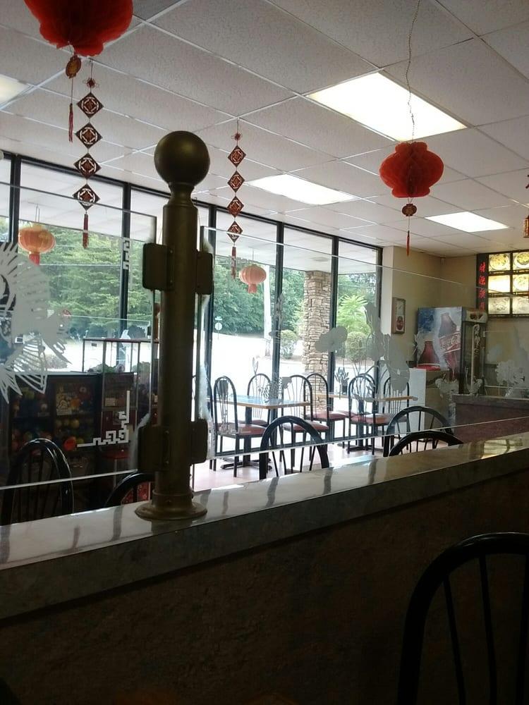 Jin Jin Chinese Restaurant: 720 S Pendleton St, Easley, SC