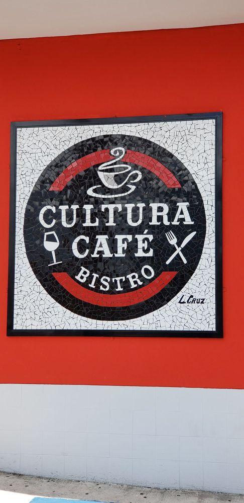 Cultura Cafe Bistro: Calle Dr. Félix Tío 37-49, Sabana Grande, PR