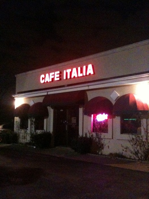 Cafe Italia Grapevine Tx