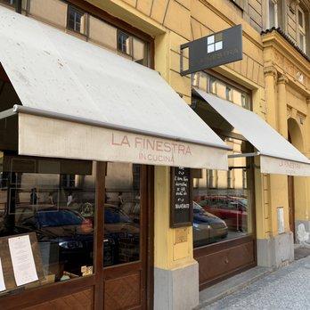 La Finestra in Cucina - Platnéřská 13, Staré Město, Prague, Czech ...