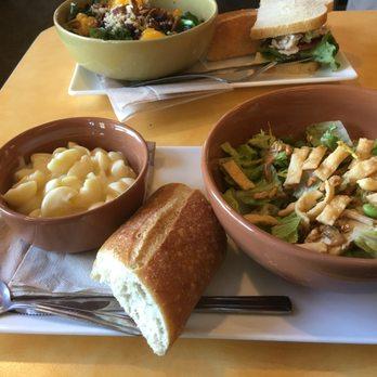 Panera Bread Food Reviews
