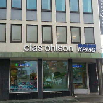 Claes ohlson oslo city