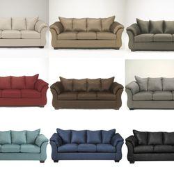 Photo Of Elgin Furniture Euclid Oh United States Ashley 750 Darcy Sofa