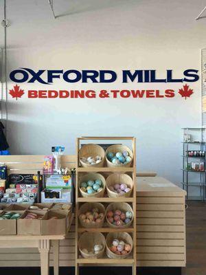 Oxford mills home fashion