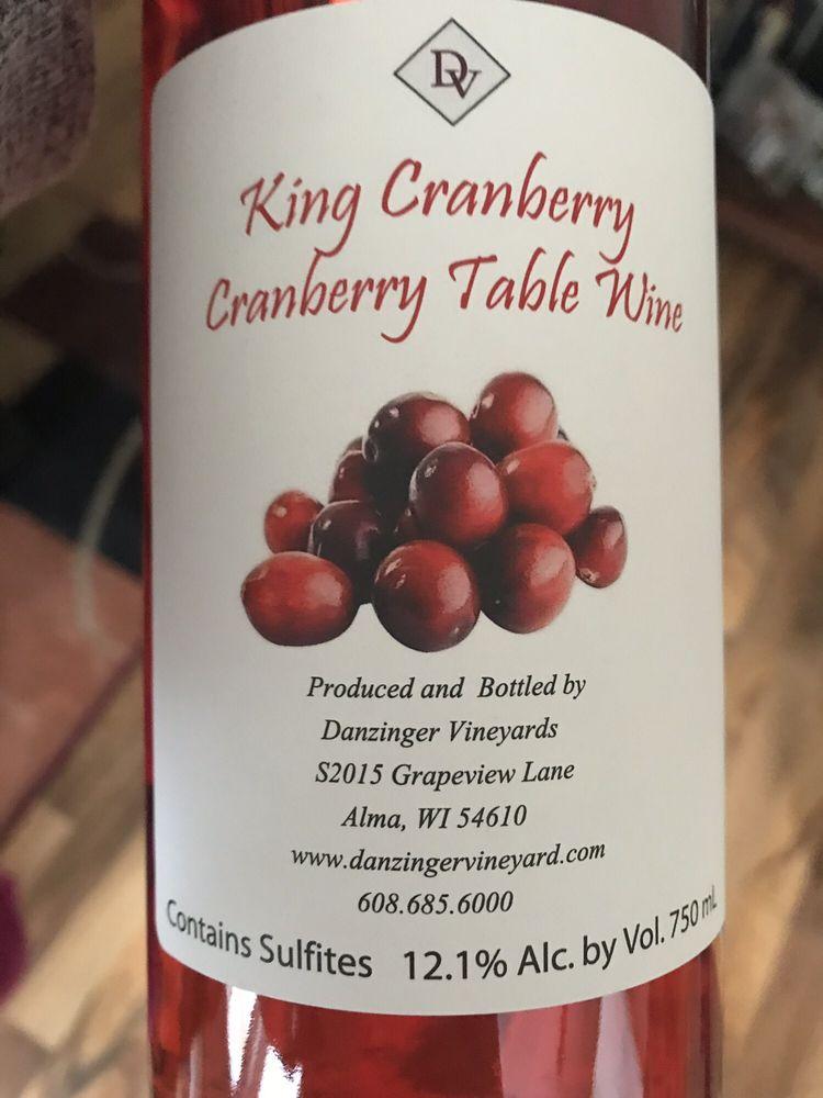 Danzinger Vineyard: S2015 Grapeview Ln, Alma, WI