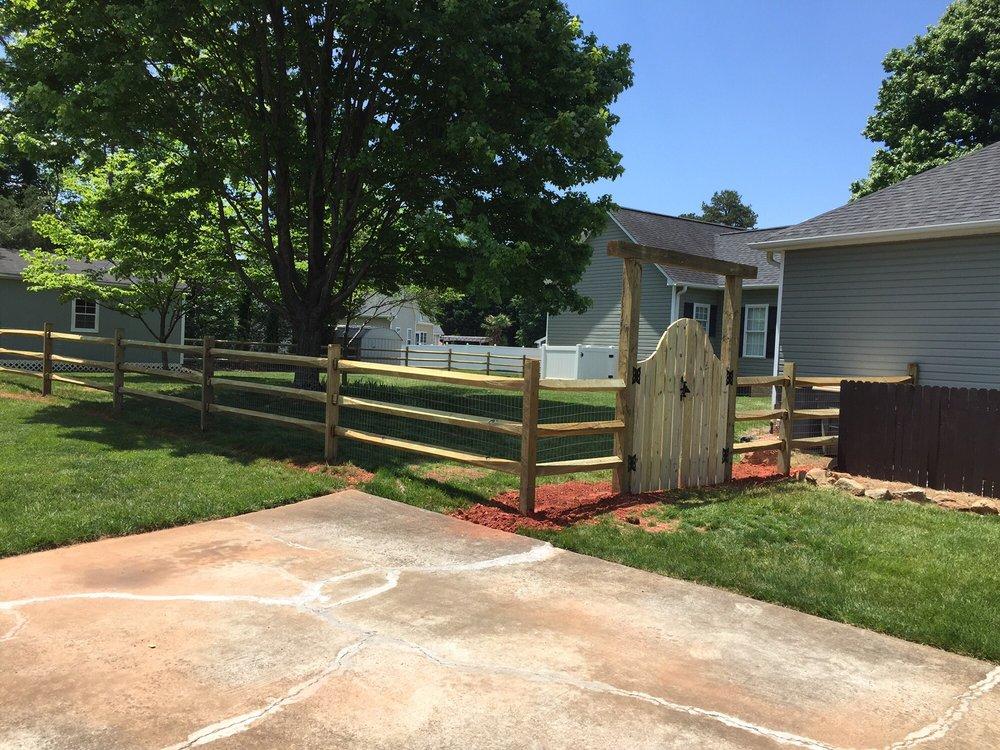 ABU Fencing and More: 307 Dakota St, Kannapolis, NC