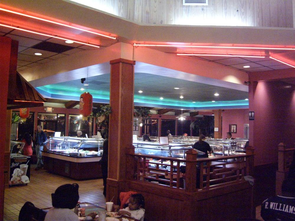 Buffet Restaurants Near Charlotte Nc