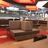 ÖBB Club Lounge Wien HBF - 35 Photos - Lounges - Wiedner
